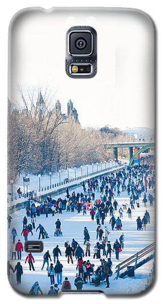 Ottawa Rideau Canal Galaxy S5 Case