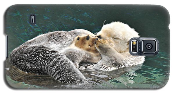 Otter Dreams Galaxy S5 Case by Mindy Bench