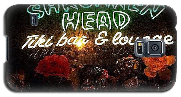 Instago Galaxy S5 Case - Otto's Shrunken Head by Natasha Marco
