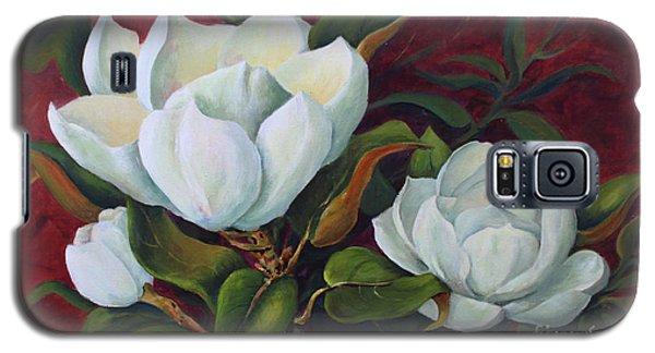 Our Favorite Tree In Bloom Galaxy S5 Case by Marta Styk
