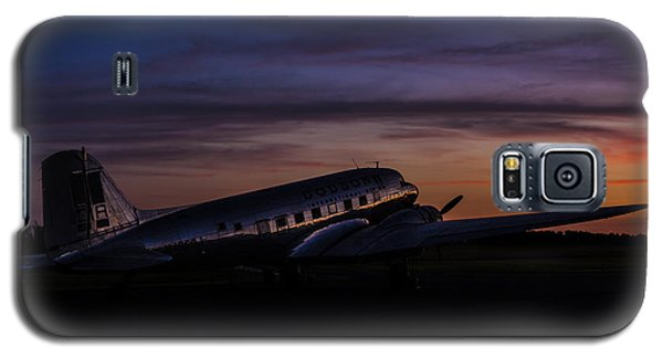 Our Heritage At Sunrise Galaxy S5 Case by Amber Kresge