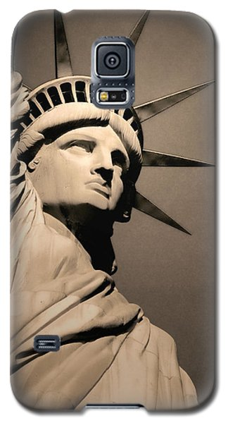 Our Lady Liberty Galaxy S5 Case