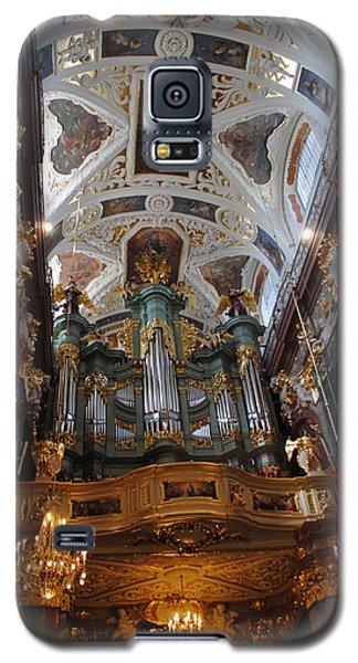 Our Lady Of Czestohowa Basilica Interior Galaxy S5 Case by Jacqueline M Lewis