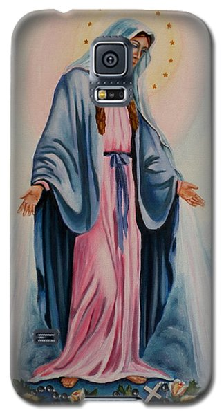 Our Lady Of Grace I Galaxy S5 Case