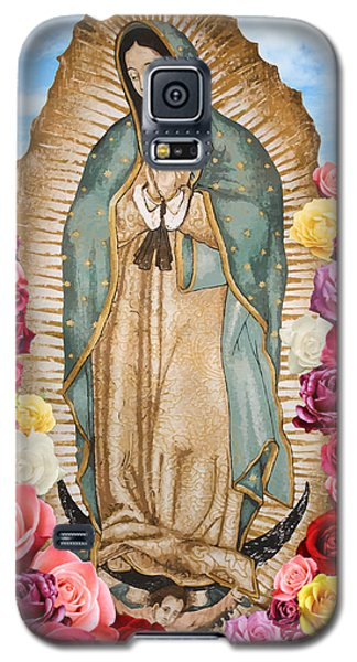 Our Lady Of Guadalupe Galaxy S5 Case