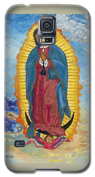 Our Lady Of Guadalupe-new Dawn Galaxy S5 Case