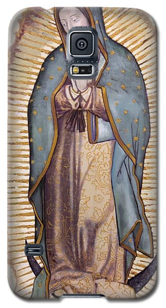 Our Lady Of Guadalupe Galaxy S5 Case by Richard Barone