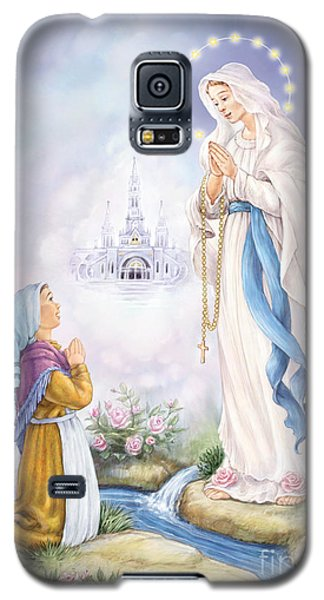 Our Lady Of Lourdes Galaxy S5 Case