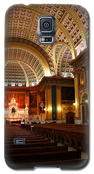 Our Lady Of Sorrows Basilica Galaxy S5 Case