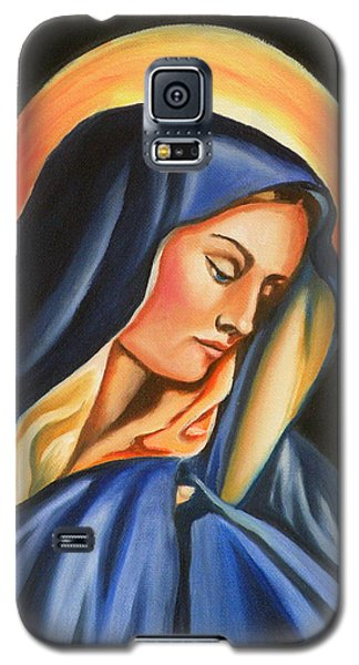 Our Lady Of Sorrows Galaxy S5 Case