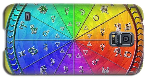 Ouroboros Alchemical Zodiac Galaxy S5 Case