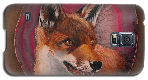What Does The Fox Say? Galaxy S5 Case
