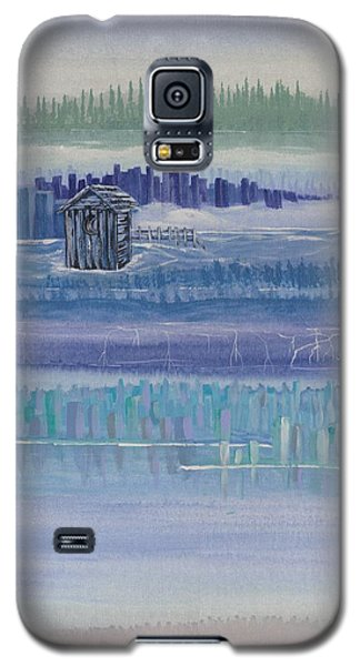 Out House In Nowhere Galaxy S5 Case