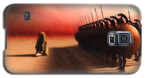 Out Of Egypt Galaxy S5 Case