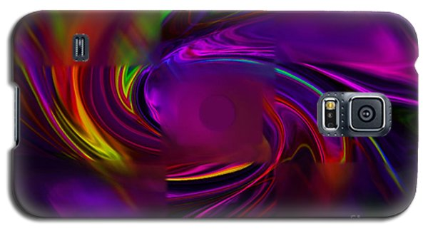 Galaxy S5 Case featuring the digital art Out Of Focus by Gayle Price Thomas