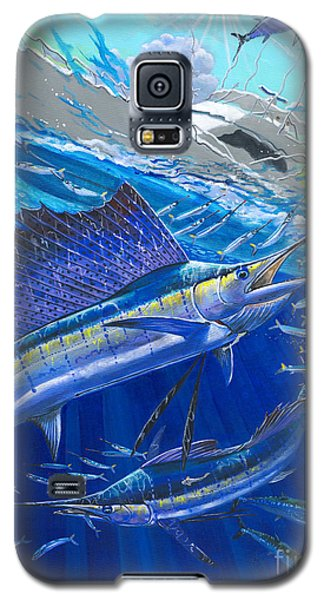 Out Of Sight Galaxy S5 Case by Carey Chen
