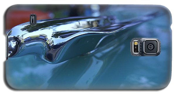 Galaxy S5 Case featuring the photograph Out Of The Metal by Laurie Perry