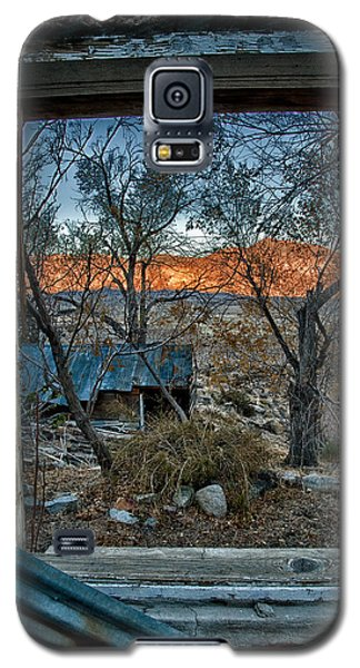 Out The Window Galaxy S5 Case