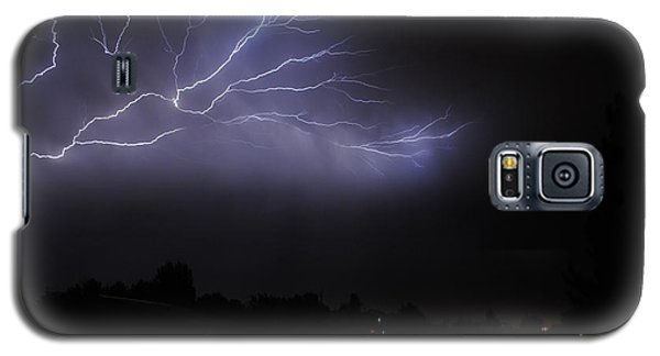 Galaxy S5 Case featuring the photograph Out The Window by Jessica Tookey