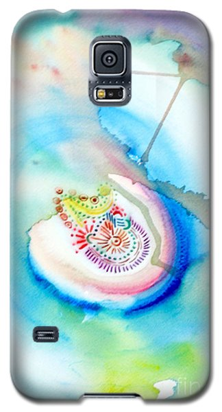 Deep Blue Galaxy S5 Case