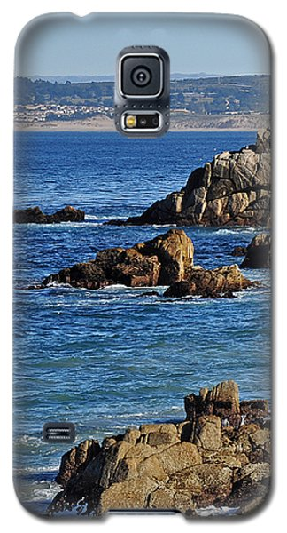 Outcroppings At Monterey Bay Galaxy S5 Case