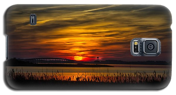 Outer Banks Sunset Galaxy S5 Case