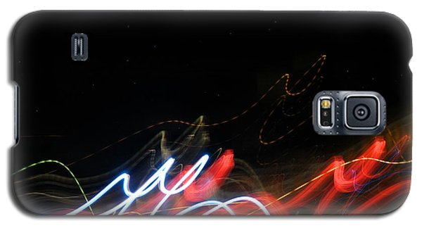 Outer Space Playground Galaxy S5 Case