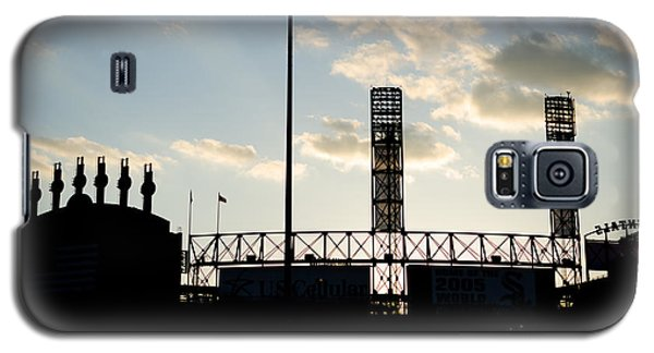 Outside Comiskey Park Galaxy S5 Case