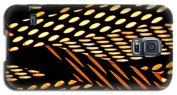 Galaxy S5 Case featuring the photograph Ovals Of Light by Bill Kesler