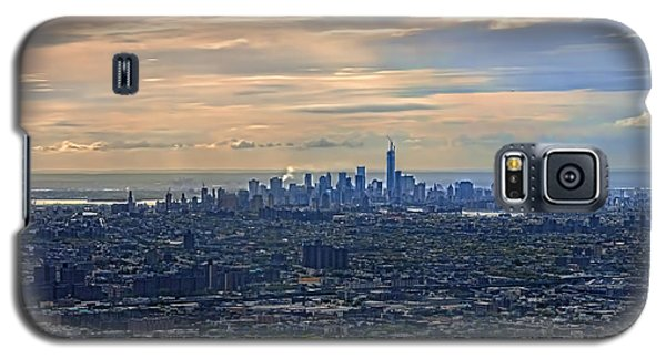 Over East New York Galaxy S5 Case