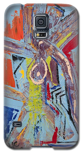 Over Medicated 30x40 Galaxy S5 Case