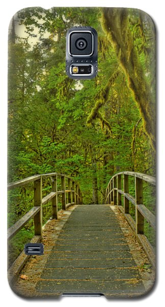 Over The Bridge Galaxy S5 Case