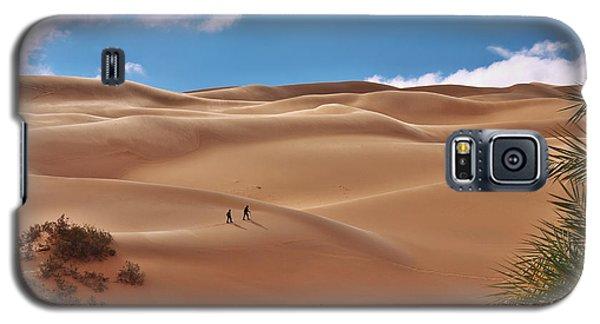 Over The Dunes Galaxy S5 Case