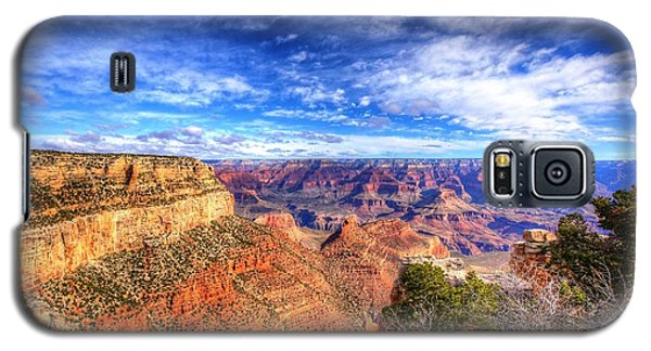 Over The Edge Galaxy S5 Case by Dave Files