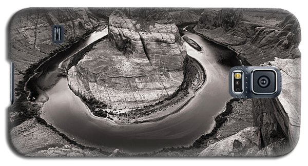 Overcast At Horseshoe Bend Galaxy S5 Case