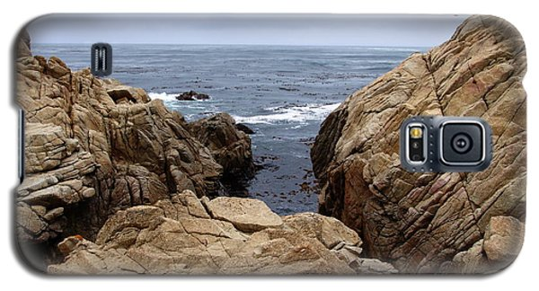 Overcast Day At Pebble Beach Galaxy S5 Case