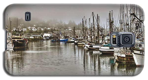 Overcast Harbour Galaxy S5 Case