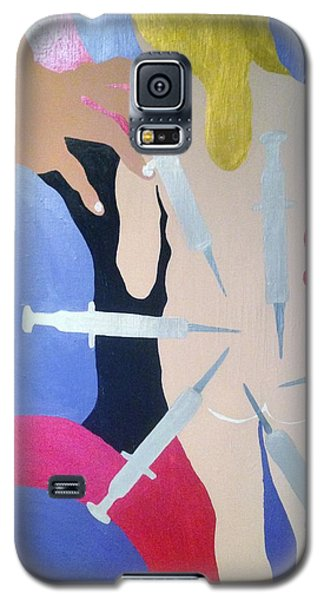 Overdose Galaxy S5 Case by Erika Chamberlin