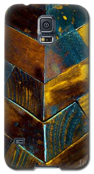 Overlap Galaxy S5 Case by Newel Hunter