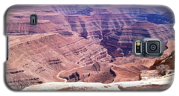 Overlook Into The Layers Of Time Galaxy S5 Case