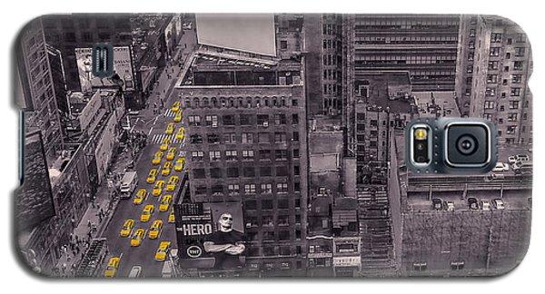 Overwhelm Me New York  Galaxy S5 Case