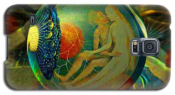 Ovule Of Eden  Galaxy S5 Case by Robin Moline