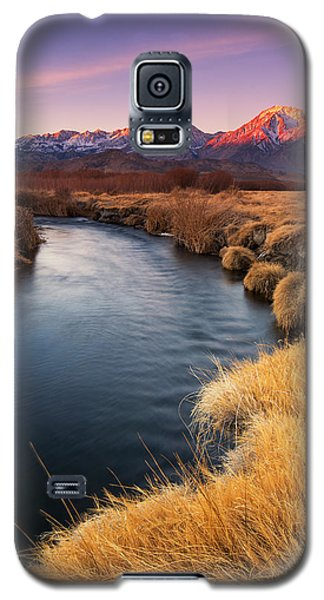 Owens River Galaxy S5 Case