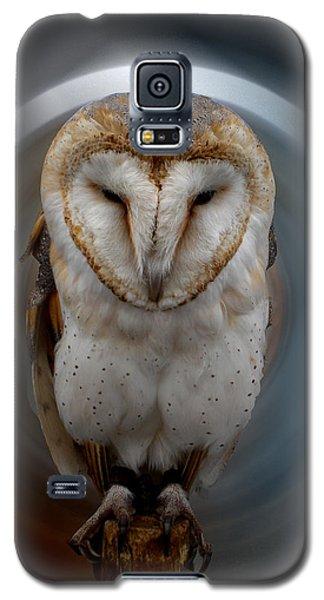 Owl Alba  Spain  Galaxy S5 Case by Colette V Hera  Guggenheim