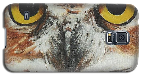 OwL Galaxy S5 Case by Cherise Foster