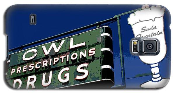 Owl Drugs  Galaxy S5 Case