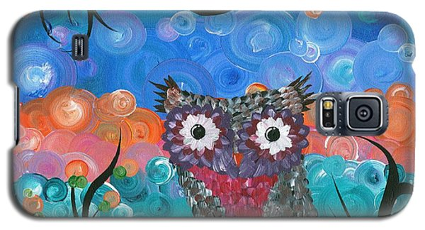 Owl Expressions - 02 Galaxy S5 Case