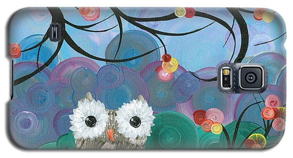 Owl Expressions - 03 Galaxy S5 Case
