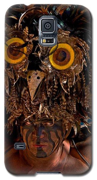 Owl Man Galaxy S5 Case