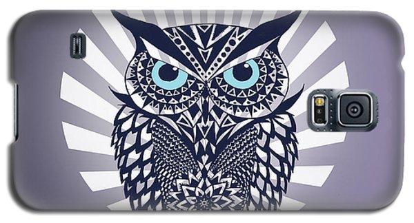 Owl Galaxy S5 Case by Mark Ashkenazi